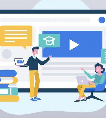 e-learning e-training online education